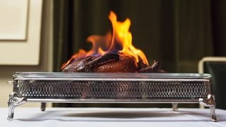 Angie Mar's Flambéed Peking Duck | Eating | Tasting Table