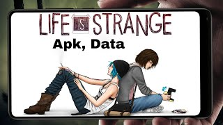 Download Life is Strange Apk,Data on Android ||High Graphics Game|| No Any issue in Hindi