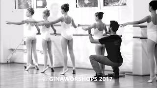 Star Special Ballet Class Yohan Stegli Sept. 2017