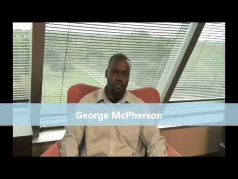 George McPherson, Student Testimonial from New Horizons Computer Learning Center of Charlotte, NC