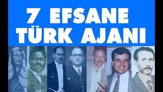 Efsane Olmuş 7 Türk Casusu HD