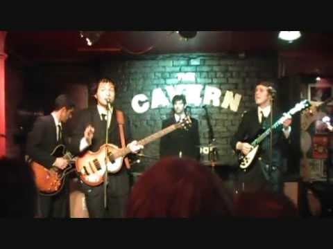 Mersey Beat - Break it all (Cavern Pub, Liverpool, 8-24-12)