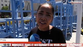 Le 18:18 - En Provence, bars et restaurants se préparent à leur réouverture demain