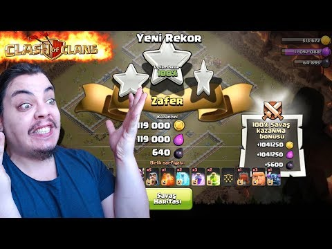 The World's Hardest Village 3 STARs Clash of Clans