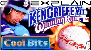 Cool Bits - Ken Griffey Jr's Winning Run Surprising Idle Animation