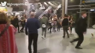 Explosion at Ariana Grande concert in Manchester Arena