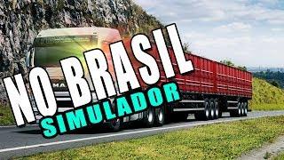 SIMULADOR NO BRASIL-ETS 2- 1.36 SCS SEM NOTICIAS-ATUALIZOU MAIS AINDA NÃO É! #eurotruck2- tickschat