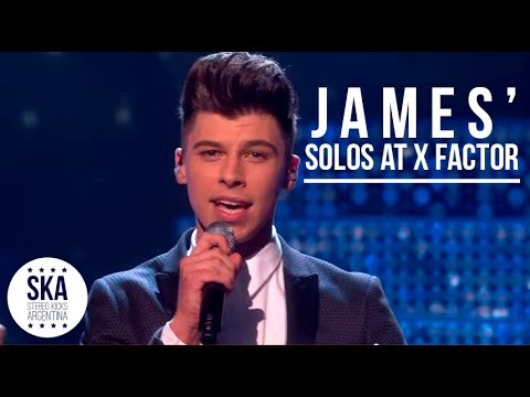 James Graham  All X Factor solos