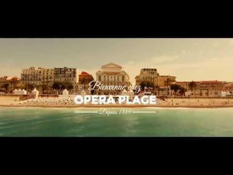 Bienvenue à l'Opera Plage, Nice