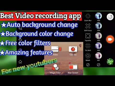 best video recording app for android 2019 in bangla/Best Professional Video  Camera Apps