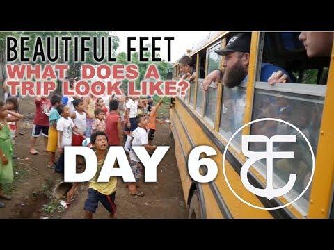 Beautiful Feet Trip to Nicaragua (DAY 6)