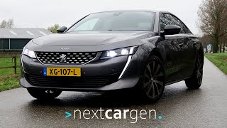 2019 Peugeot 508 GT-Line Full Review - See how GOOD it is!