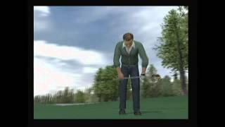 Par 4 Hole in One - Tiger Woods PGA Tour 2005  (PS2)