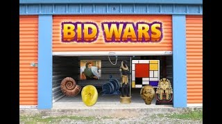 8x Diamond Auctions = 8 Rare + 14 $5k+ items! Bid Wars original #122 gameplay