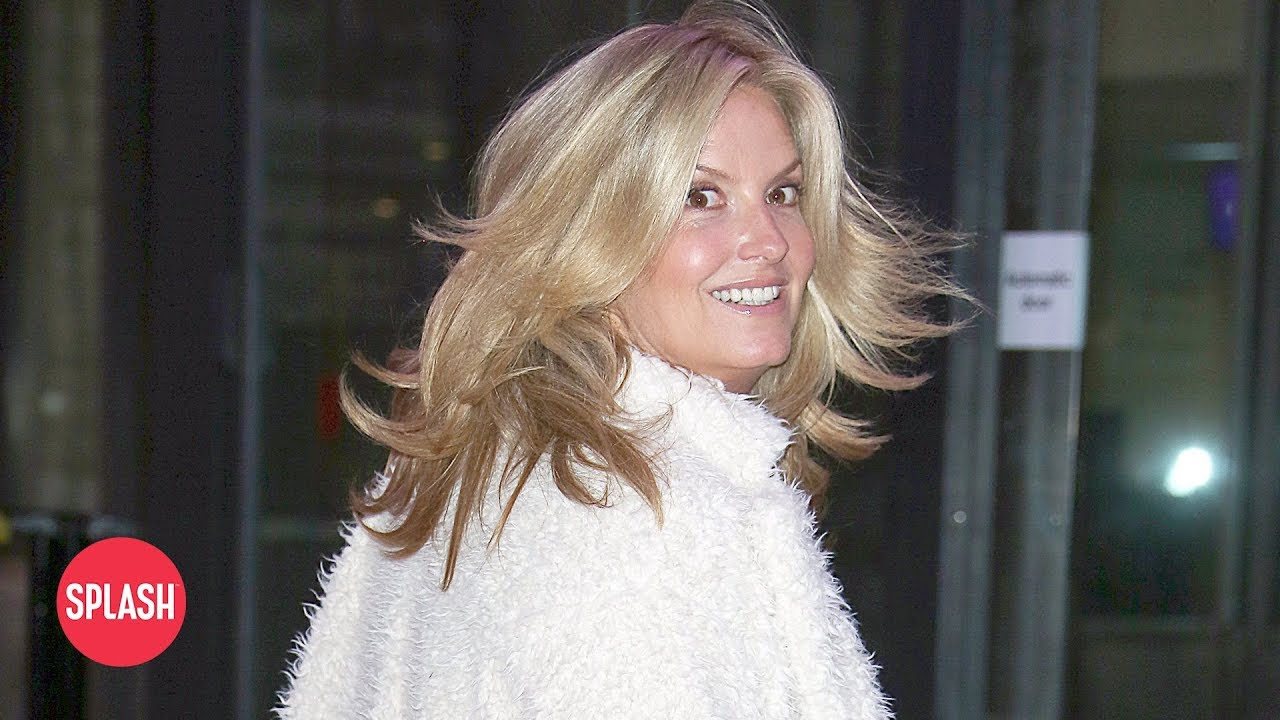 Penny Lancaster: Penny Lancaster Diagnosed With Dyslexia