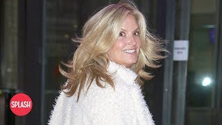 Penny Lancaster Diagnosed With Dyslexia    Daily Celebrity News   Splash TV