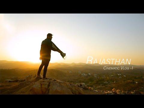Rajasthan - Cinematic Vlog 1 #udaipur #jaipur #vmpfilms