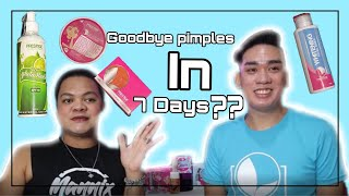 Goodbye pimples in 7 days // Things you need to know about Prestige Products // User to Reseller