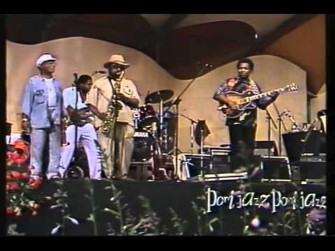 George Benson - So What, Live In Pori Jazz 1988