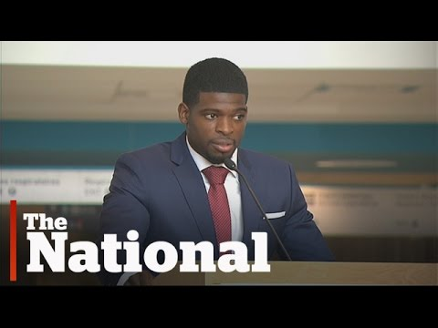 P.K. Subban donates $10M to Montreal Children's Hospital