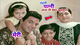 Dharmendra's first wife's condition has become such today.