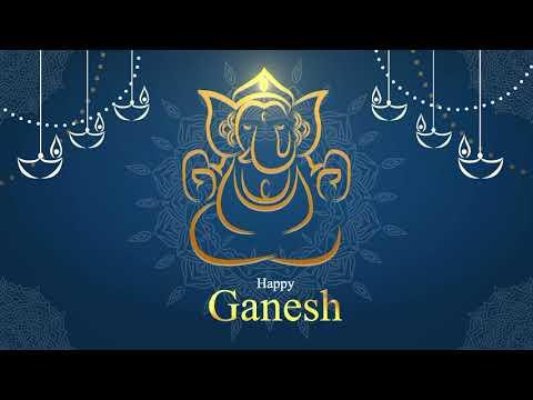Lord Ganesha Motion Graphics   Dream Animation Studio