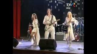 Formatia MILLENIUM (Chisinau) - Colaj etno (TVR Iasi)