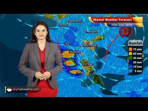 Weather Forecast July 20: Flood Inducing Monsoon Rains Continue To Lash Parts Of Kerala, Karnataka