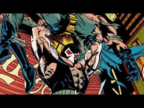 "Comic Review: ""Batman: Knightfall"""