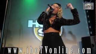 Diamond - My Chick Bad Live S.o.b.'s Nyc 3/15/12 @ibo_tv