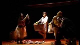 Città nascoste - parte I - drammaturgia e regia Francesco Calcagnini e Sante Maurizi