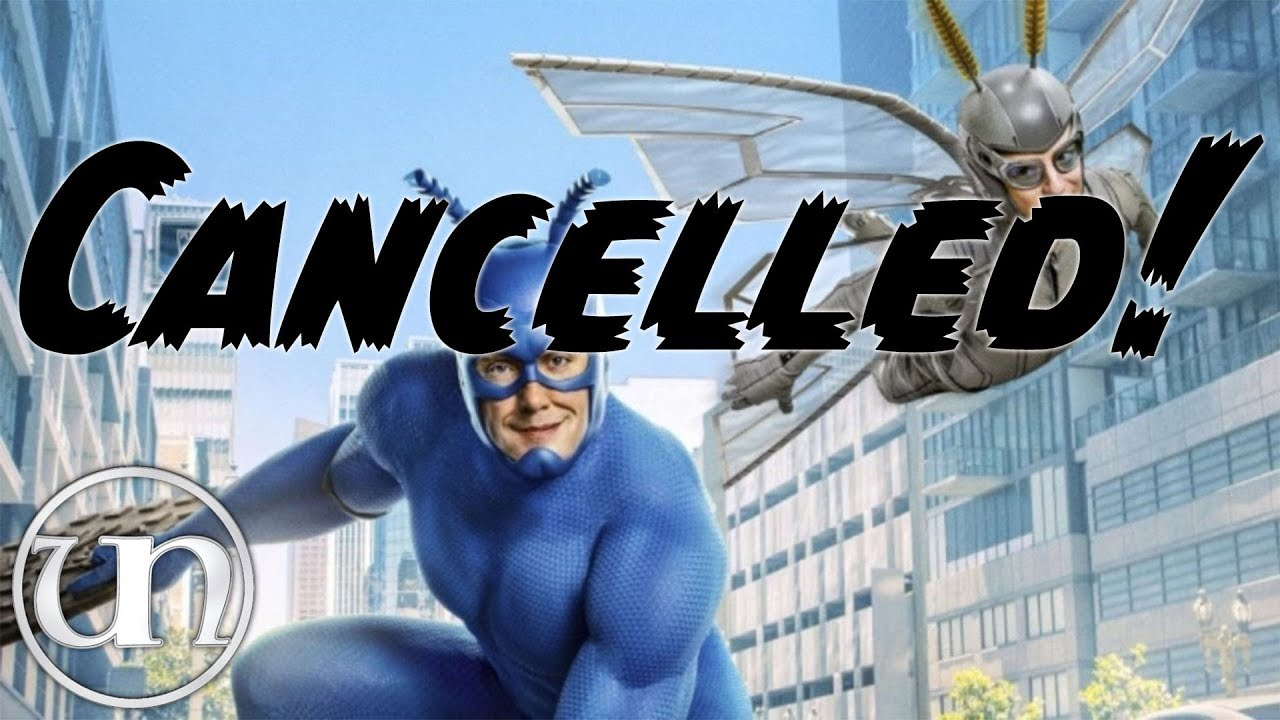 """Download """"The Tick"""" CANCELLED BY AMAZON!"""