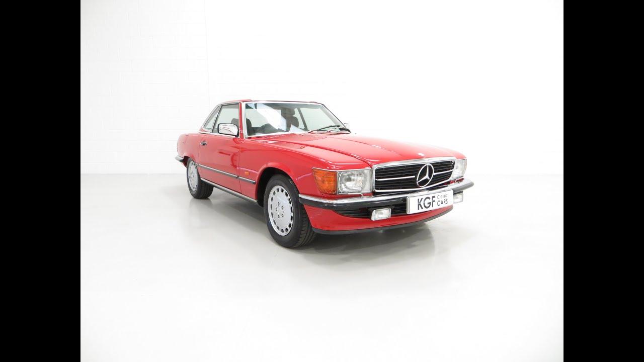 A Multiple MB Club Concours d'Elegance Winning Mercedes-Benz 420SL R107 - £36,995