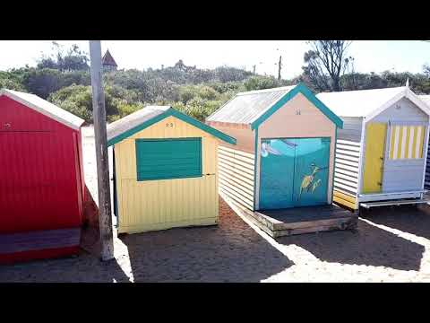 Brighton beach boxes Melbourne Victoria