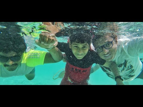 Lakshadweep | 2017 | GoPro Hero 5 | 4K | Dayout in the Lagoon