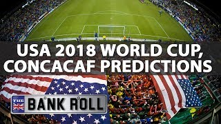 TEAM USA 2018 World Cup CONCACAF Group Stage Predictions
