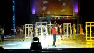 ♫ High School Musical Ice Tour - What Time Is It? Live in Kuala Lumpur, Malaysia ♫