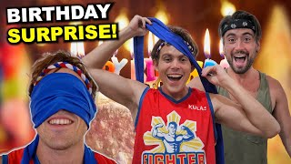 Helping My Filipino Friends Surprise Roommate For His Birthday | Quarantine Party Philippines