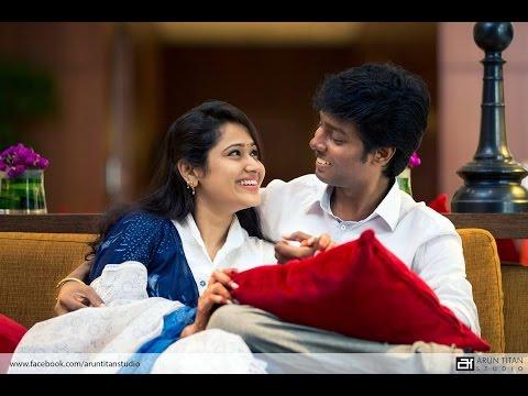 Raja Rani Director Atlee Kumar Actress Priya  Engagement Gallery