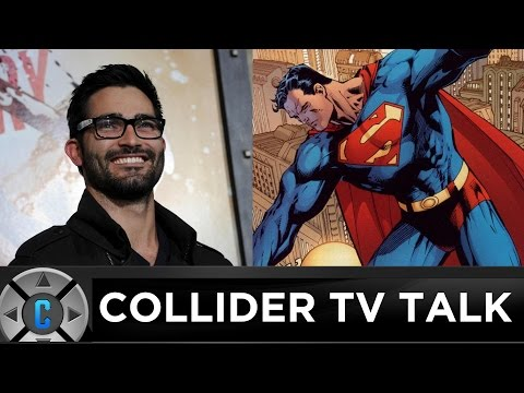 Collider TV Talk - Supergirl Casts Tyler Hoechlin As Superman, Curb Your Enthusiam Coming Back