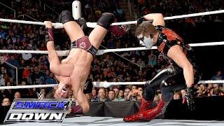 Neville & The Dudley Boyz vs. Stardust & The Ascension: SmackDown, November 19, 2015