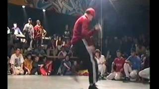 BOTY 1995 - Out Of Control vs. Flying Steps