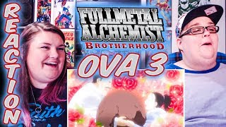 "Fullmetal Alchemist: Brotherhood OVA #3 REACTION!! ""The Tale of Teacher"""