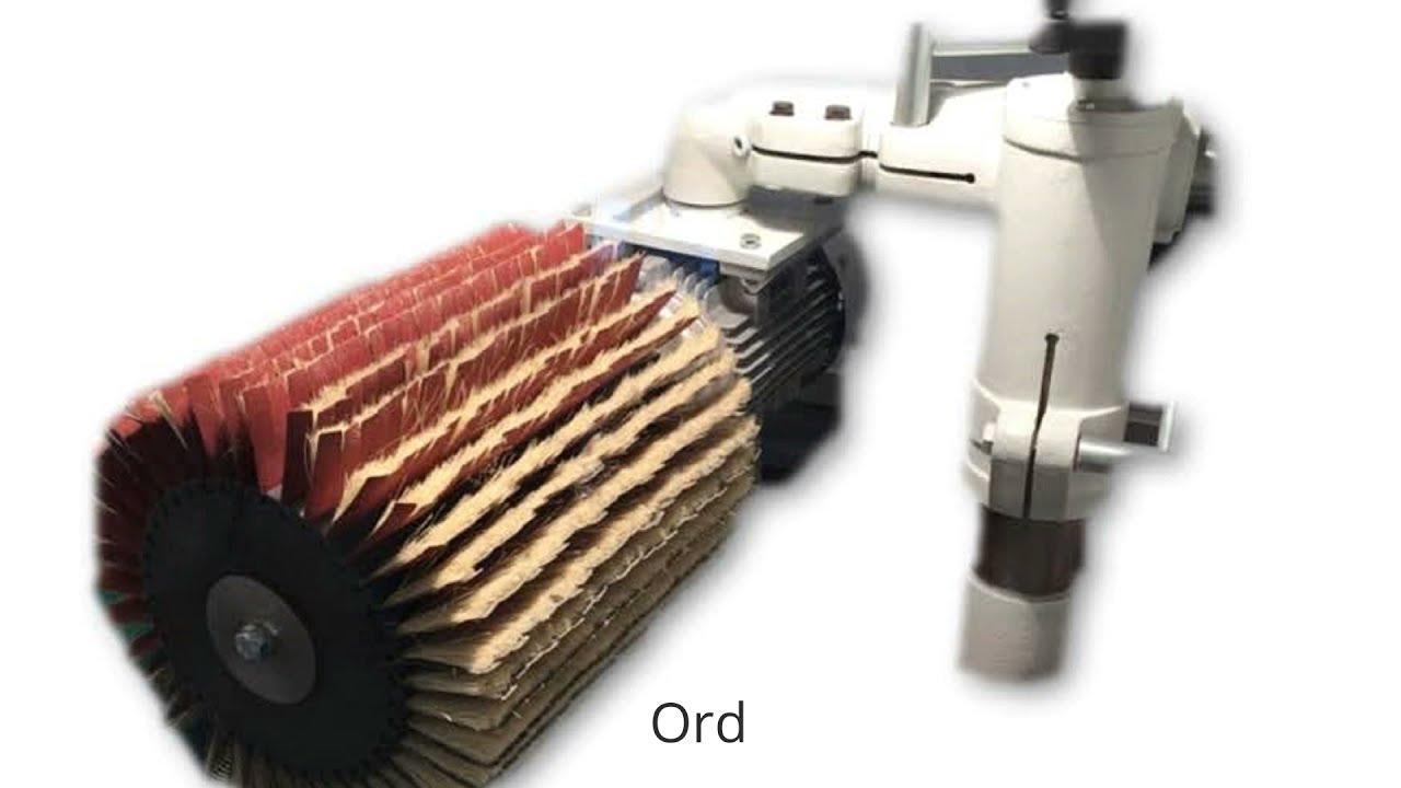 Brushing forward: Brush anything, anywhere!