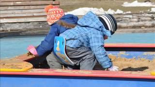 Сидушка Бабейка для песочницы, качелей, горок, роликов