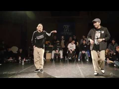 POP ON BATTLE VOL.6 | FINAL EUN.G VS JIN