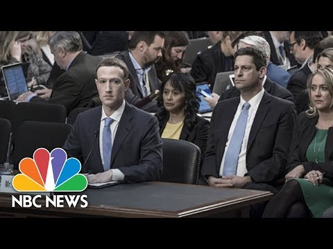 Facebook CEO Mark Zuckerberg Testifies Before House Committee | NBC News