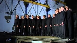OLDARRA - Bolero de Ravel - ( UN CHOEUR...UNE VOIX )