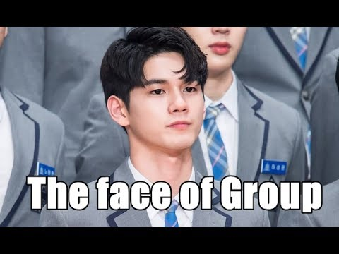 [NEW] The face of WANNA ONE - ONG SEONG WOO