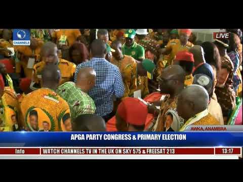 APGA Party Congress & Primary Election Pt.6  l Live Coverage l